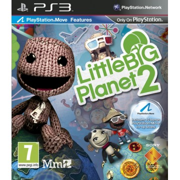 Little Big Planet 2 (Lietota)